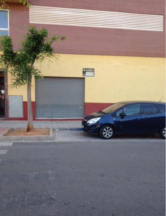 Local comercial en Castellon